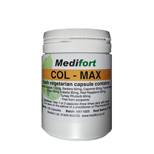 Col-Max for constipation